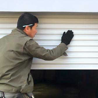 北広島市のシャッター修理やカーポート・鉄骨修理・外装リフォーム全般の施工業者をお探しなら|サークルフェロー